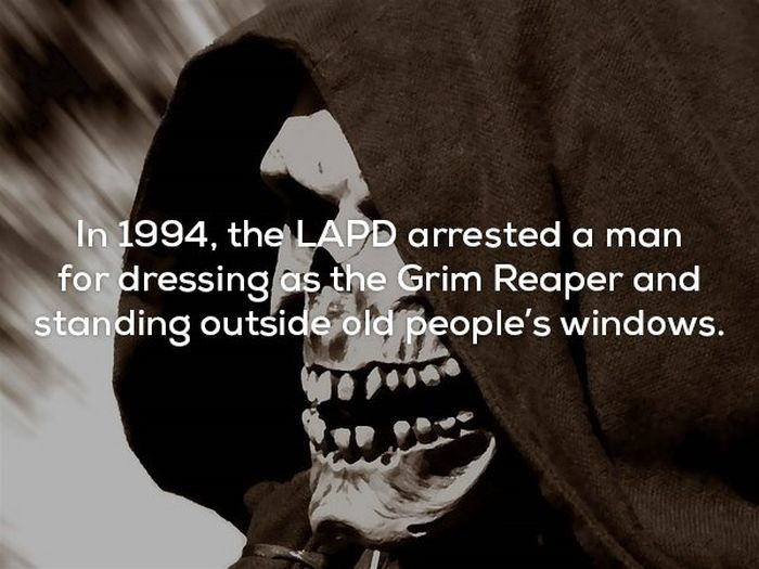 Creepy Facts, part 3