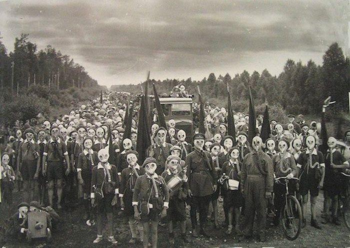 Scary Vintage Photos