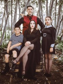 Family Cosplay