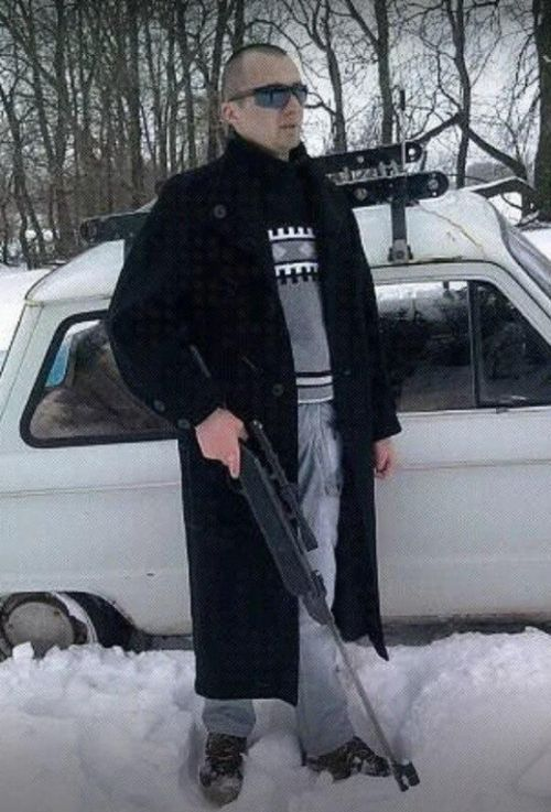 Strange Russian Peoples With Guns