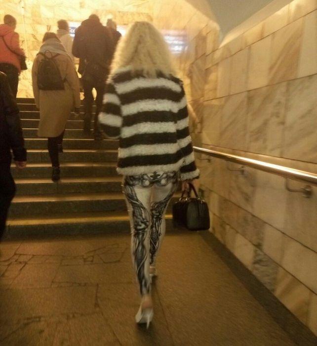 Fashion From The Underground