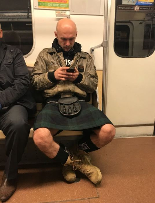 Fashion From The Underground