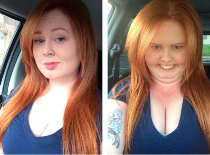 Girls In Profile Pictures And In Real Life