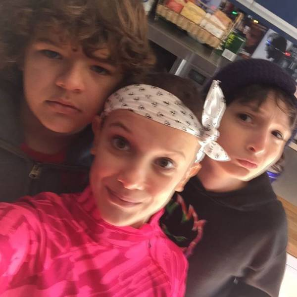 Stranger Things Cast In Real Life
