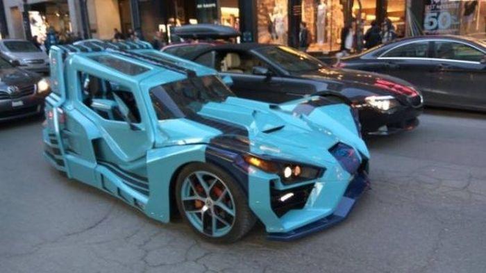 Bizarre Cars