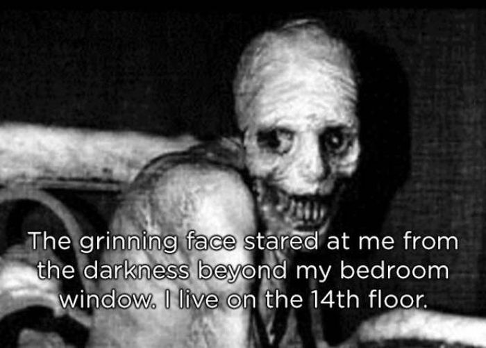 Horror Can Be Put In Just A Few Sentences