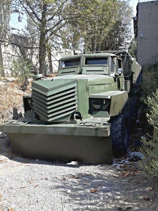 Military Cars