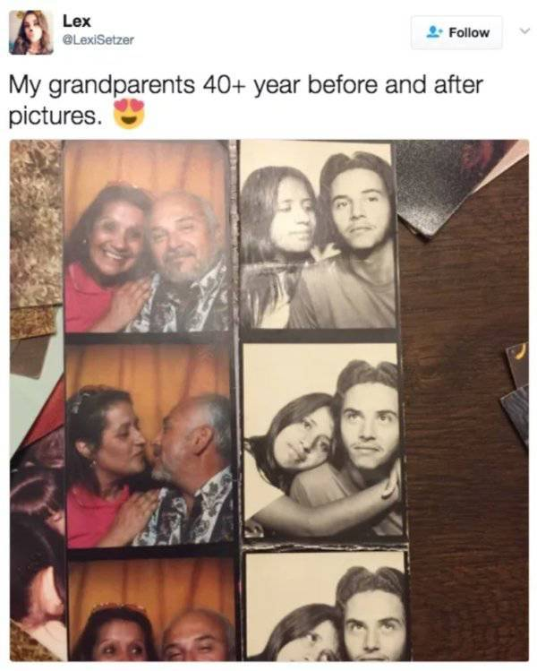 Cool Grandparents