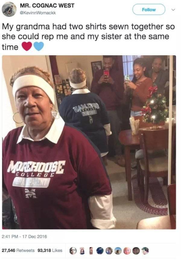 Cool Grandparents