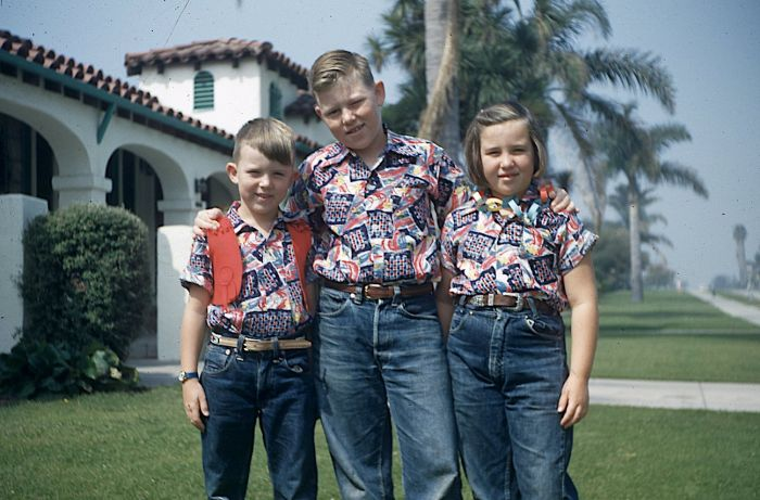 Americans In The 50s-70s