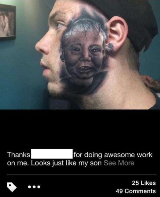 Trashy Facebook Posts