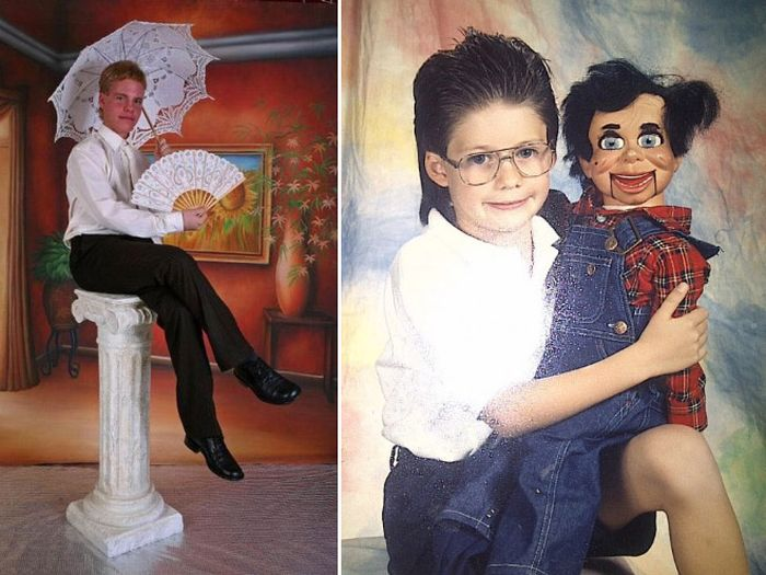 School Photos That Will Make You Cringe
