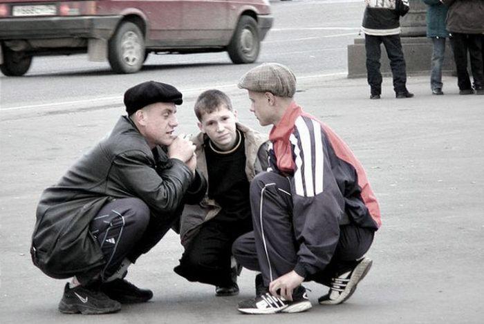 Russian Fashion