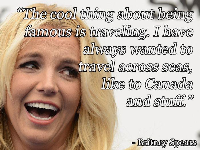 Stupidest Celebrity Quotes | Celebrities