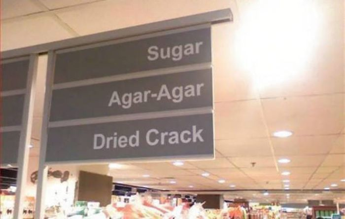 Fails In Stores