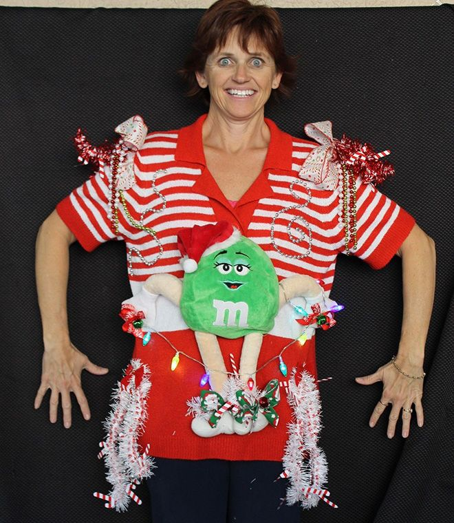 How to Sell A Tacky Christmas Sweaters