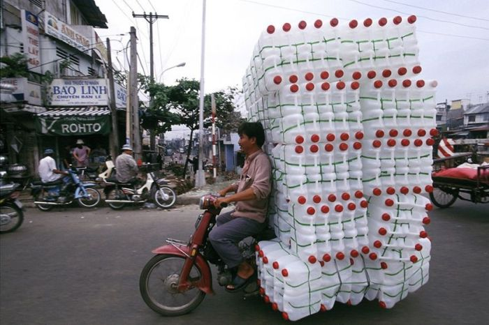 Overloaded Transport