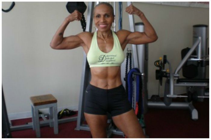 Strong Older People