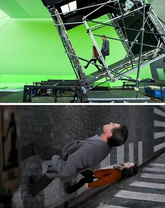 Special Effects In The Movies