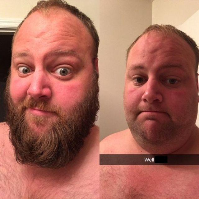 Celebrate No Shave November