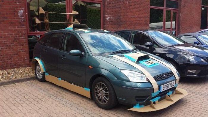 Ridiculous Car Mods