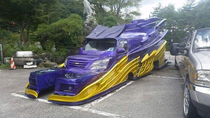 Ridiculous Car Mods Vehicles