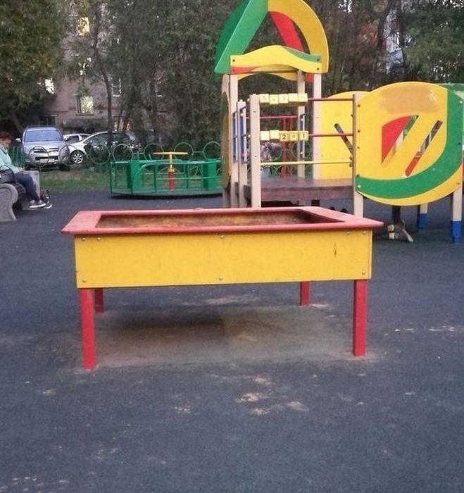 Crazy Playgrounds