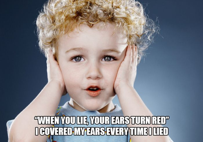 Lies That Parents Have Told Their Kids