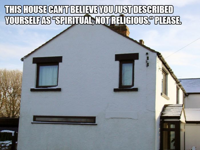 These Houses Can't Believe