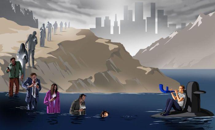 Problems of Modern Society by Gunduz Aghayev