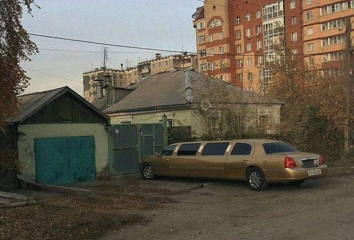 Weird Photos From Russia