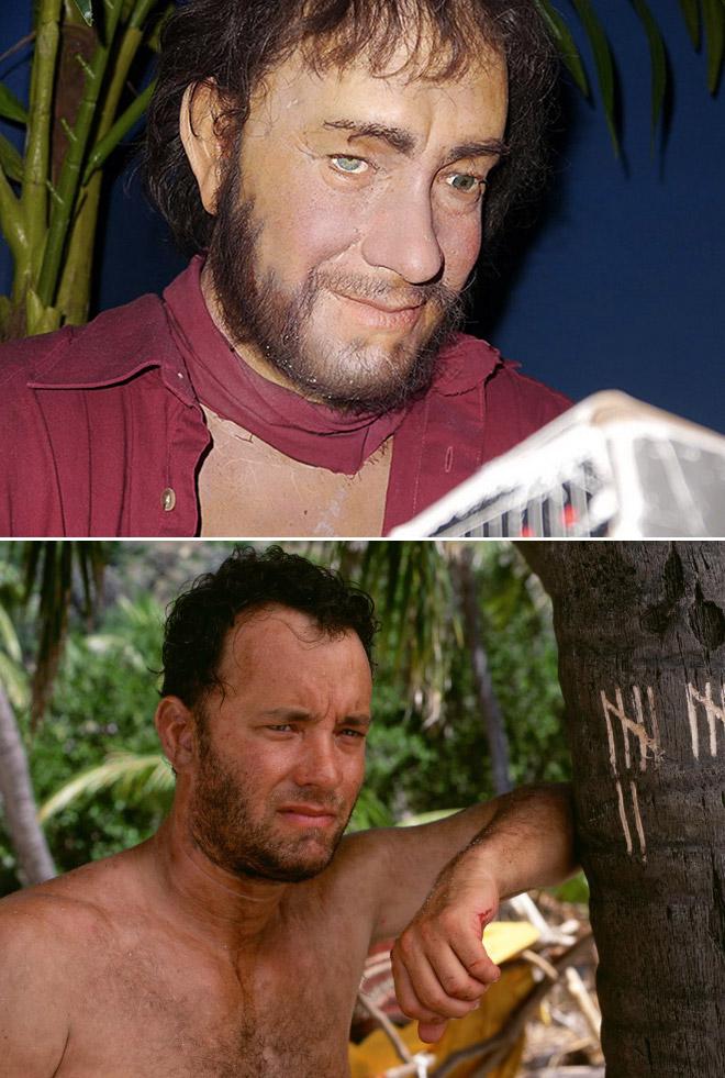 Worst Celebrity Wax Figures