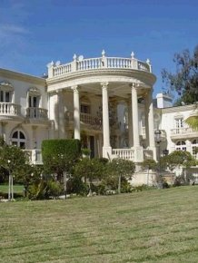 Robert Mugabe's Mansion