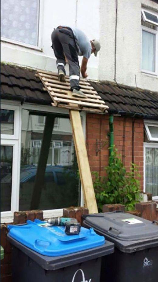 Building Like An Idiot