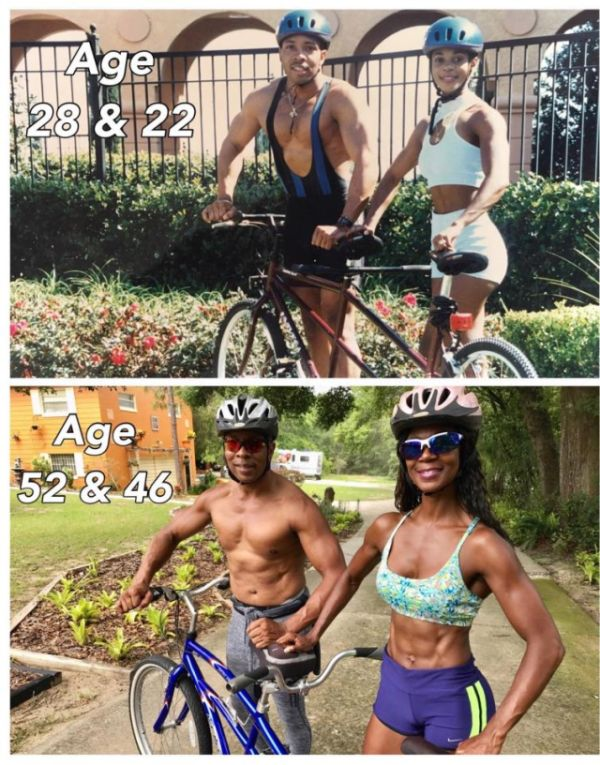 Fitness Mum Looks Great At 46, part 46