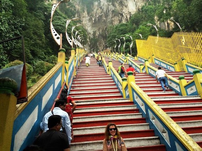 The Coolest Stairs Of The World