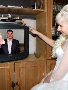 Russian Weddings Are Funny