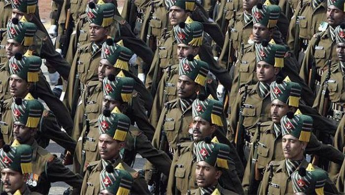 These Countries Have The Biggest Armies In The World