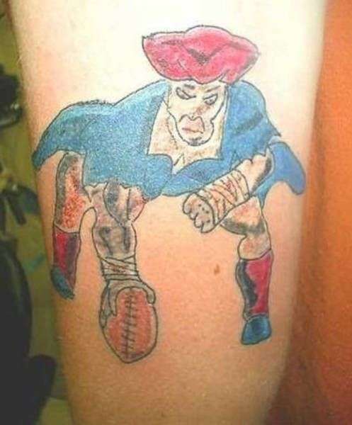 Bad Tattoos, part 2