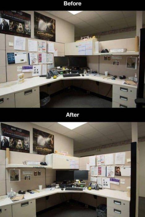 Coworker Pranks