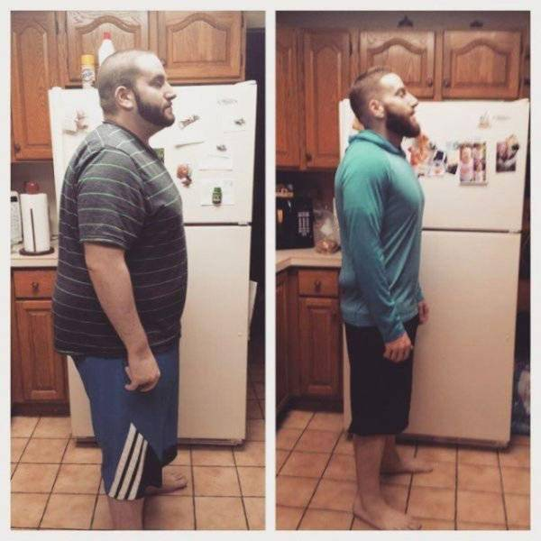 Unbelievable Weight Losses