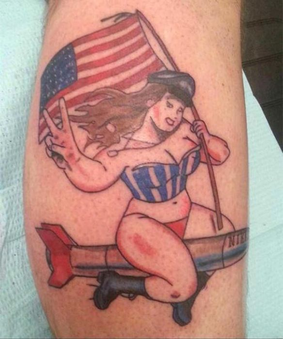 Bad Tattoos, part 3