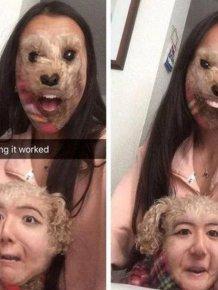 Funny Snapchats