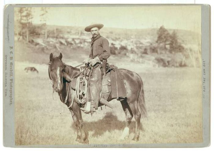 Real Photos Of The Wild West