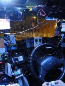 Taxi Drivers in Hong Kong