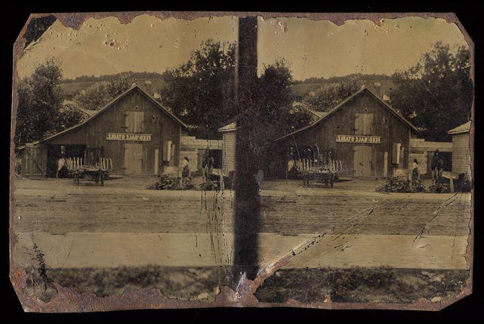 Americans In The Civil War Era