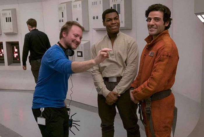 Behind-The-Scenes Photos From Famous Movies