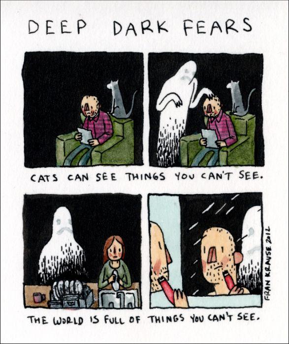 Deep Dark Fears, part 2