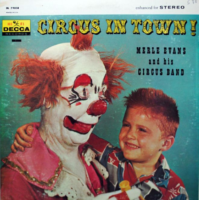 Awkward Vintage Albums For Kids