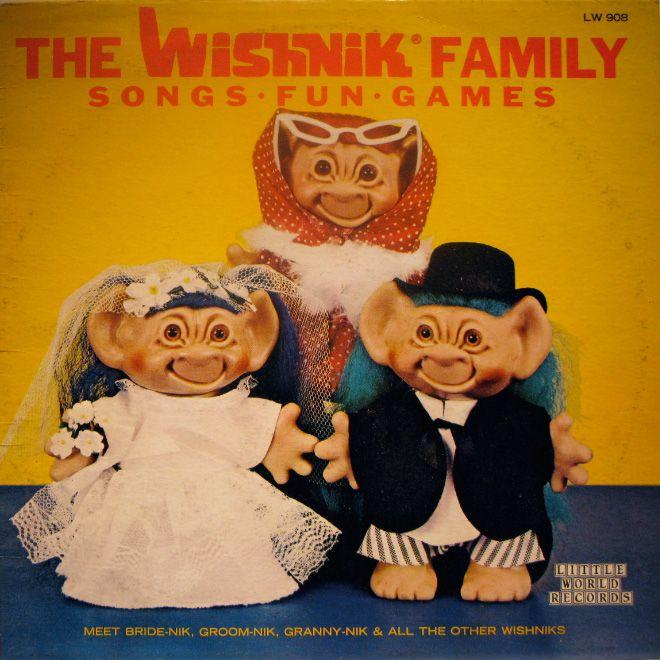 Awkward Vintage Albums For Kids